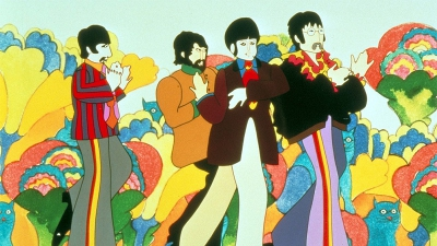 "El film ""Yellow Submarine"", de Los Beatles, disponible en YouTube"